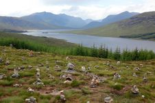 Free Highlands Of Scotland,  GB Stock Photography - 20233102