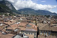 Free Riva Del Garda City Stock Photography - 20233302