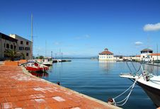 Free French Harbor Royalty Free Stock Photos - 20233308
