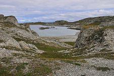 Free Porsanger Fiord 1 Royalty Free Stock Photos - 20233328