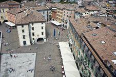 Riva Del Garda City Royalty Free Stock Images
