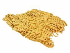 Free Egg Noodles Stock Image - 20235131