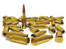 Free Ammo Stock Photo - 20235430