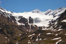 Free Dosegù Glacier Royalty Free Stock Photography - 20235727