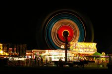 Free Millis Carnival At Night Royalty Free Stock Photos - 20236258