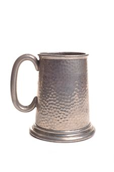 Free Pewter Tankard Royalty Free Stock Image - 20236266