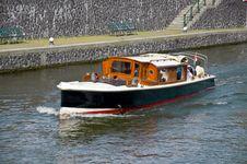 Free Passenger Boat Stock Image - 20236501