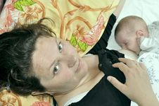 Free Mother And Baby Stock Photography - 20236742