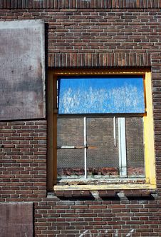 Free Old Destroyed Window Stock Photo - 20236760