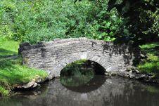 Free Small Stone Bridge Stock Image - 20237521