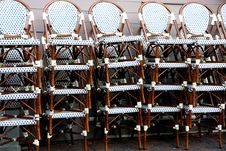 Free Chair Piles Stock Image - 20238261