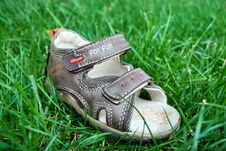 Free Kids Shoes Royalty Free Stock Image - 20238646