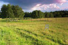 Free A Beautiful Green View After Rain Stock Photos - 20239103