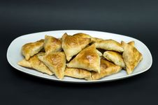 Free Asian Pies With Meat Samsa Stock Photo - 20239520
