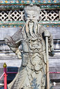 Free Ancient Lord Stone Statue Stock Image - 20240651