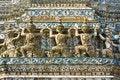 Free Guardian Statue (yak) At The Temple Wat Arun Royalty Free Stock Photos - 20240668