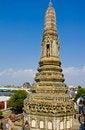 Free The Ancient Temple At Wat Arun, Bangkok Royalty Free Stock Photos - 20240718