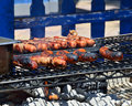 Free Sausage On The Grill Royalty Free Stock Photo - 20240825