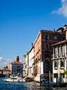 Free Port Of Gondola Boats In Venice Italy Royalty Free Stock Photo - 20241445