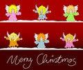 Free Xmas Card Merry Christmas Royalty Free Stock Photos - 20244668