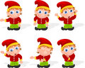 Free Elf Set 01 Royalty Free Stock Photography - 20245127