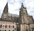 Free Saint Vitus Cathedral Royalty Free Stock Photography - 20246727