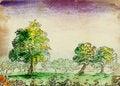 Free The Idyllic Landscape: Stock Photos - 20248783