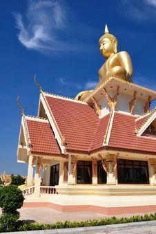 Free Buddha Sculpture Stock Image - 20241031