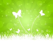 Free Background Of Butterflies2 Stock Photography - 20241062