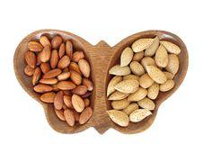 Free Almonds Royalty Free Stock Image - 20241086