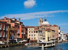 Venice  S Grand Canal , Venice Italy Stock Photos
