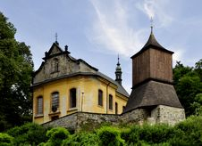 Free Church And Bell Tower Royalty Free Stock Photo - 20241685