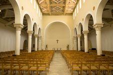 Free Church Inside Stock Photography - 20242042