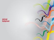 Free Colorful Abstract Background Royalty Free Stock Photography - 20242397