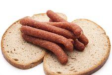Free Mead Sausage Stock Photos - 20242483