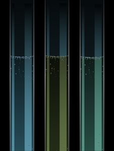 Free Glass Test Tubes Vector Illustration Stock Image - 20242901
