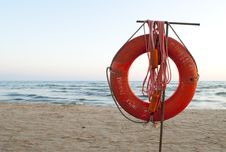 Free Lifebuoy Royalty Free Stock Images - 20243219