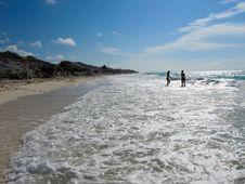 Free Playa Blanca (Beach), Cayo Largo, Cuba Stock Photos - 20243403