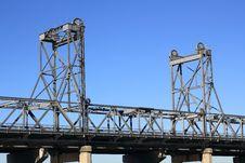 Free Vertical-lift Bridge Royalty Free Stock Photos - 20243488