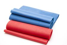 Free Gymnastic Ribbon Stock Image - 20243721