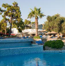 Free Splendid Pool Early Morning. Stock Photo - 20243850