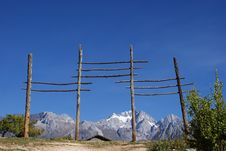 Free Totems In Lijiang Stock Photos - 20244253