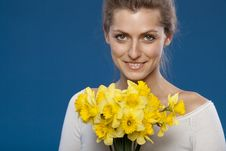 Free Spring Flowers Royalty Free Stock Photos - 20244858