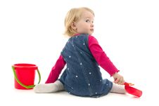 Free Child With Toy Royalty Free Stock Images - 20245309