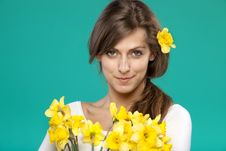 Free Spring Flowers Stock Photography - 20245782