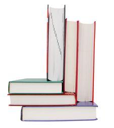 Free Books Royalty Free Stock Photo - 20246005
