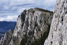 Free Sight On Durmitor, Curevac Royalty Free Stock Images - 20246469