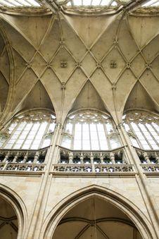 Free Saint Vitus Cathedral Royalty Free Stock Photos - 20246578