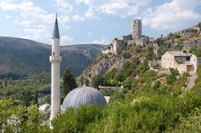 Free Pocitelj Town, Bosnia And Herzegovina Stock Photos - 20246603