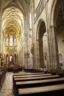 Free Saint Vitus Cathedral Royalty Free Stock Image - 20246616